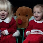 Children Christmas Photo shoot. Barnfoto jul.