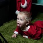 Children Christmas Photo shoot. Jul foto av barn.