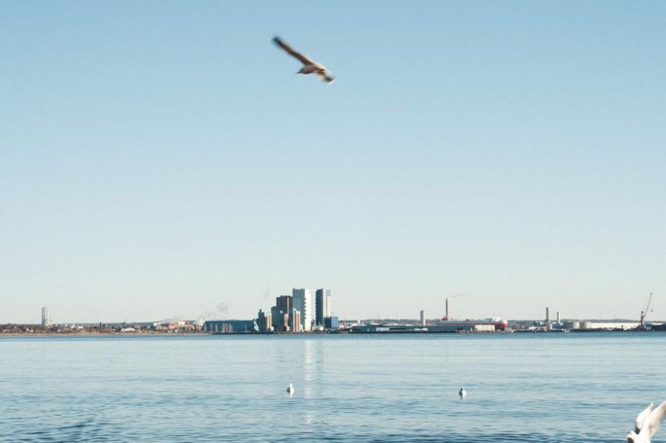 halmstad hamn halmstad harbour